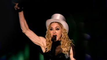 Madonna's Bulging Biceps