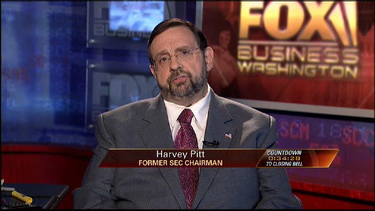 FMR SEC Chairman on Rumormongering
