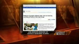 Diamond District: Google's Jobless Scam?