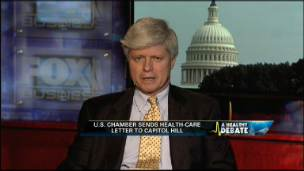 Chamber of Commerce VP on Health-Care Reform