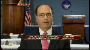FHFA Director: Housing Starting to Bottom