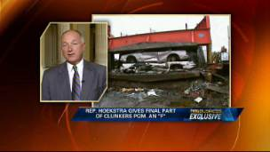 Government Deals $1B for 'Cash for Clunkers'