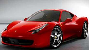Ferrari's New Guzzler