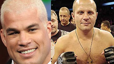 UFC: Tito In, Fedor Out!