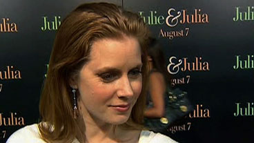 Amy Adams: 'Nachos!'