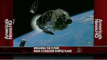 NASA's Tomorrow