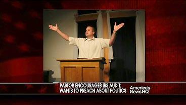 A Political Pastor