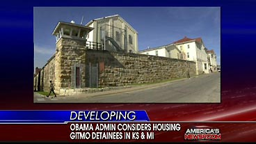 Terror Detainees in the Heartland?