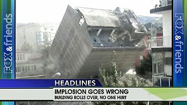 Implosion Goes Wrong