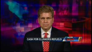 'Cash for Clunkers' Impact on Auto Sales