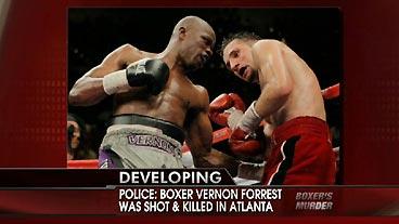 Boxer's Murder