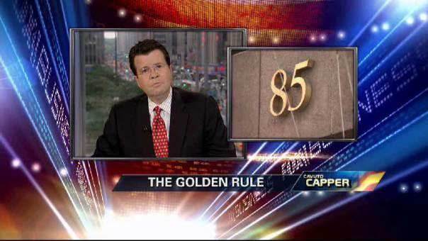 Cavuto's Capper: Goldman's not Golden
