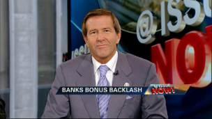 Bank Bonus Outrage