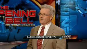 Economist: Near Jobless Recovery