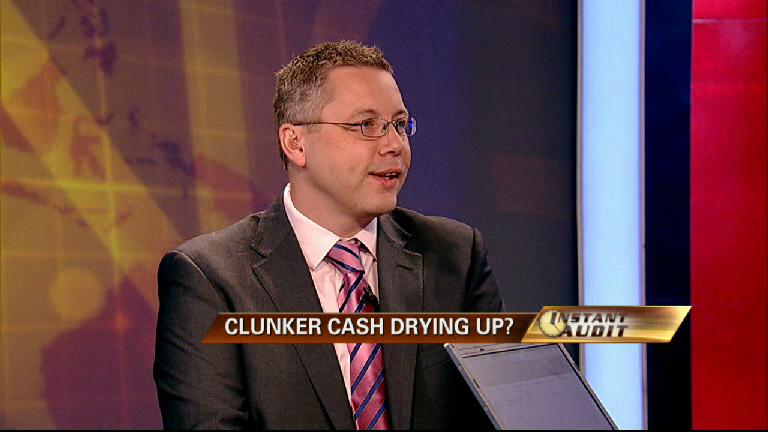 Should 'Cash for Clunkers' Program Continue?