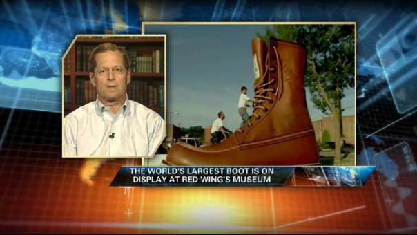 Shoe Company Opens Store, Museum in Downturn
