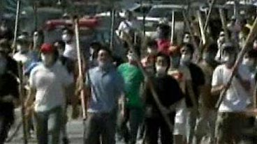 Worker Uprising