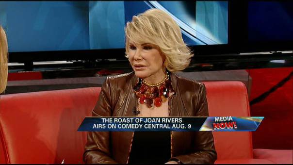 Joan Rivers on How to Get Rich