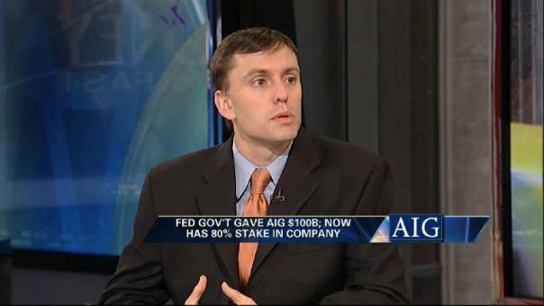 AIG Breakup's $1B Price Tag