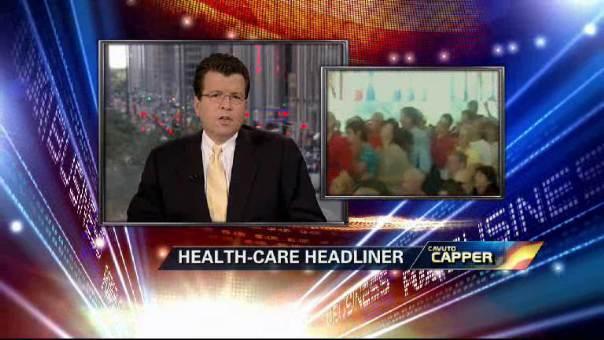 Cavuto's Capper A Health-Care Story