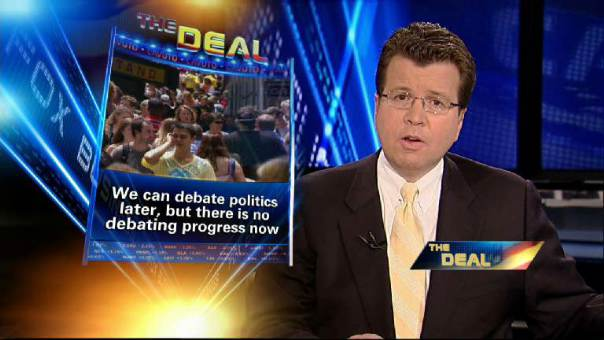 Cavuto's Deal: Recession's Over?