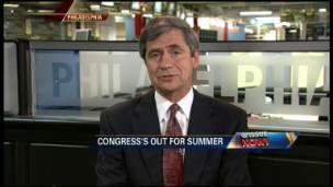Senators Face Constituents Over Health Care