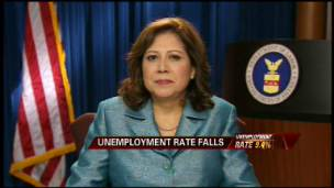 Labor Sec.: Good Time to Look for a Job