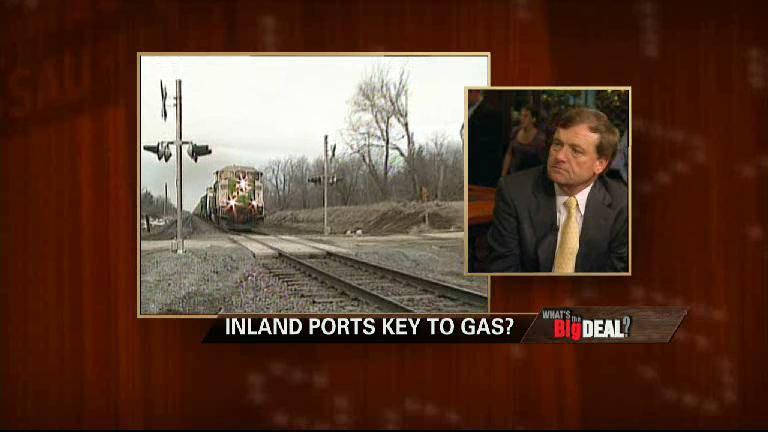 Allen Group CEO Explains Inland Ports