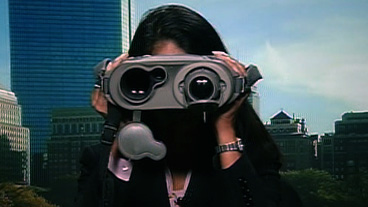 Next Generation Military Goggles