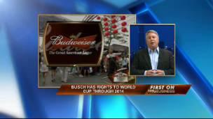 Anheuser Busch's Sports Marketing