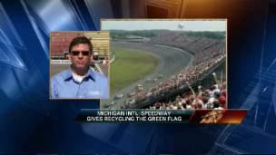 Auto Racing Going Green?