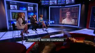 Perrigo's Record Earnings