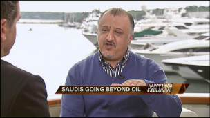Saudi Prince On Economic Diversification