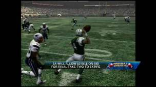 EA vs. Take-Two