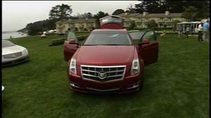 GM's Cadillac Sport Wagon