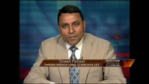 Harman's CEO on Slumping Stocks