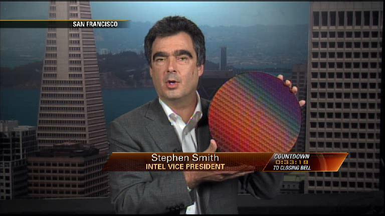 Intel VP on Next Generation Chip