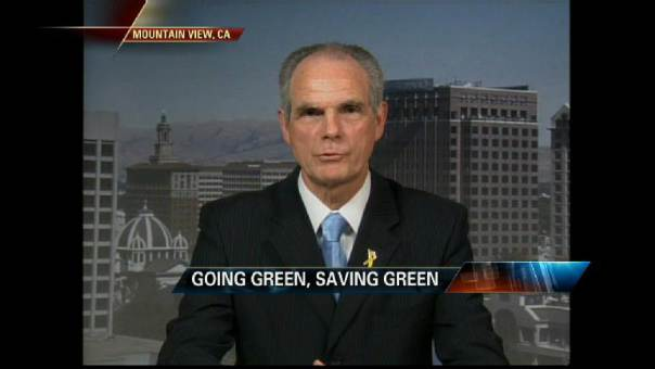 California Mayor on Going 'Green'