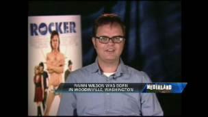 Rainn Wilson on 'The Rocker'
