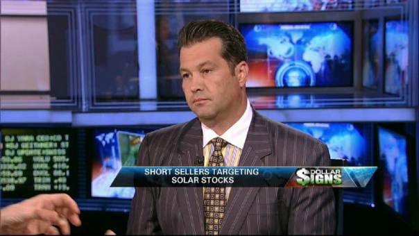 Short Sellers Target Solar Stocks