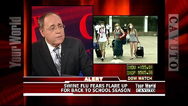 Flu Fears Flare