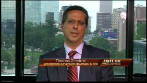 Woodward Governor CEO: Biz Is Booming