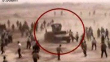 Humvee Attack