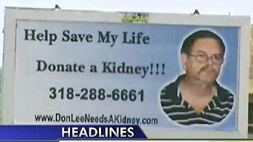 'Help Save My Life'