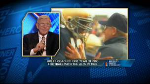 Lou Holtz Back in the College Game