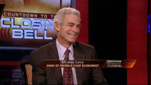 Mickey Levy on the Economy