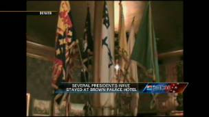 Hotel's Presidential History