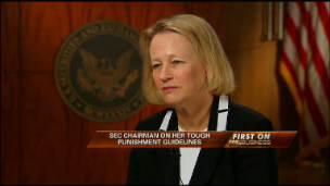 SEC's Schapiro on Madoff Lessons