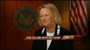 SEC Chief: We Need More Regulators