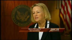 SEC Chief: Hedge Fund Regulation Ahead